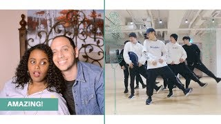EXO-CBX (첸백시) '花요일 (Blooming Day)' Dance Practice REACTION (EXO REACTION)