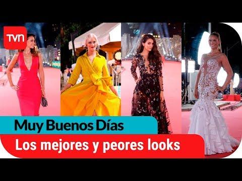 Sin piedad: Analizamos los mejores y peores vestidos de la gala   Muy Buenos Días