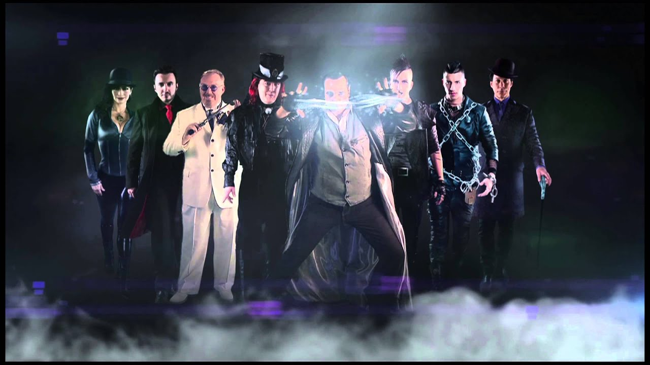 Illusionisten Show