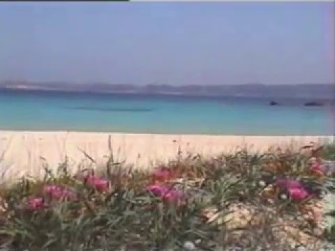 Sardegna, isola Spargi cala Corsara e Budelli spiaggia rosa
