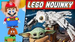 HROZNĚ MOC NOVÝHO LEGA! - LEGO Novinky #7