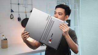 Suka duit? Laptop ini bisa ngedukung hobi itu - Lenovo Thinkbook 14