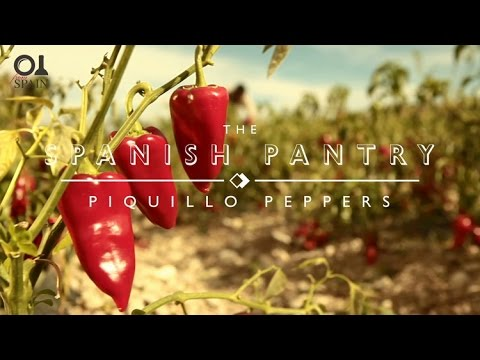 The Spanish Pantry: Piquillo Peppers