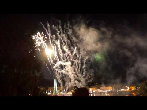 Marin County Fair Fireworks