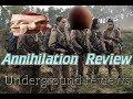 Annihilation reiview by underground reviews