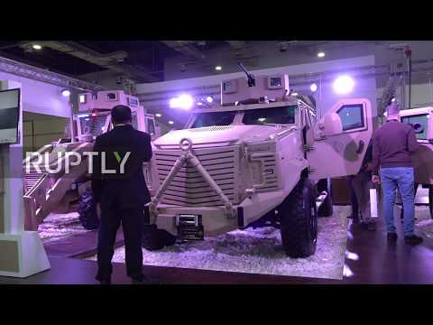 Egypt: Defence expo EDEX 2018 kicks off in Cairo