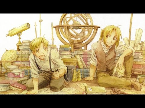Our Promises - Fullmetal Alchemist Brotherhood AMV