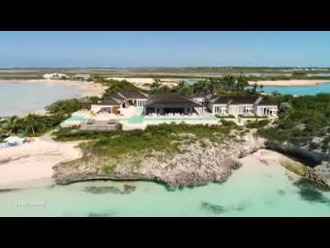 Turks and Caicos Islands:Turtle Tail Estate-$ 25,000,000
