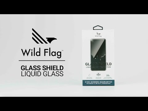 How To Install Wild Flag Liquid Glass Screen Protection