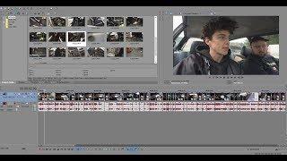 Editing New Video Live On Stream