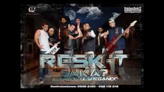 Resk-T - Besame Despacio [ Marzo 2012 ] - CD Estamos Despegando