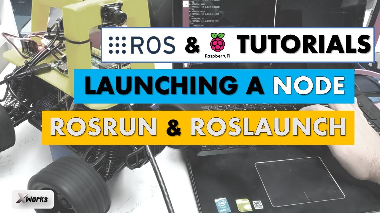 ROS and Raspberry Pi for beginners | Tutorial on a Donkey Car - DIY