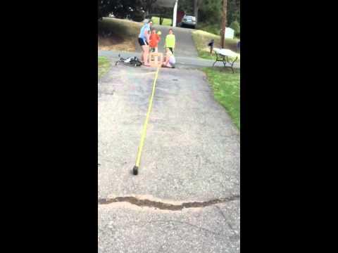 Wyvern Catapult test 2