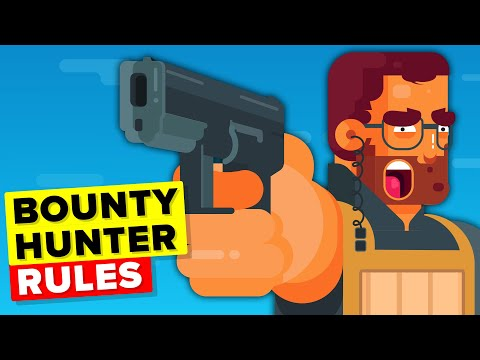 Insane Rules Bounty Hunters Have to Follow
