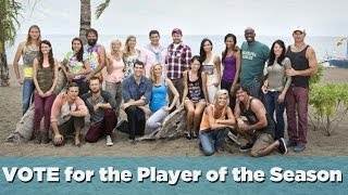 Vote for the RHAP Survivor Blood vs Water Player of the Season