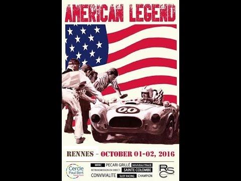 American Legend Rennes 2016