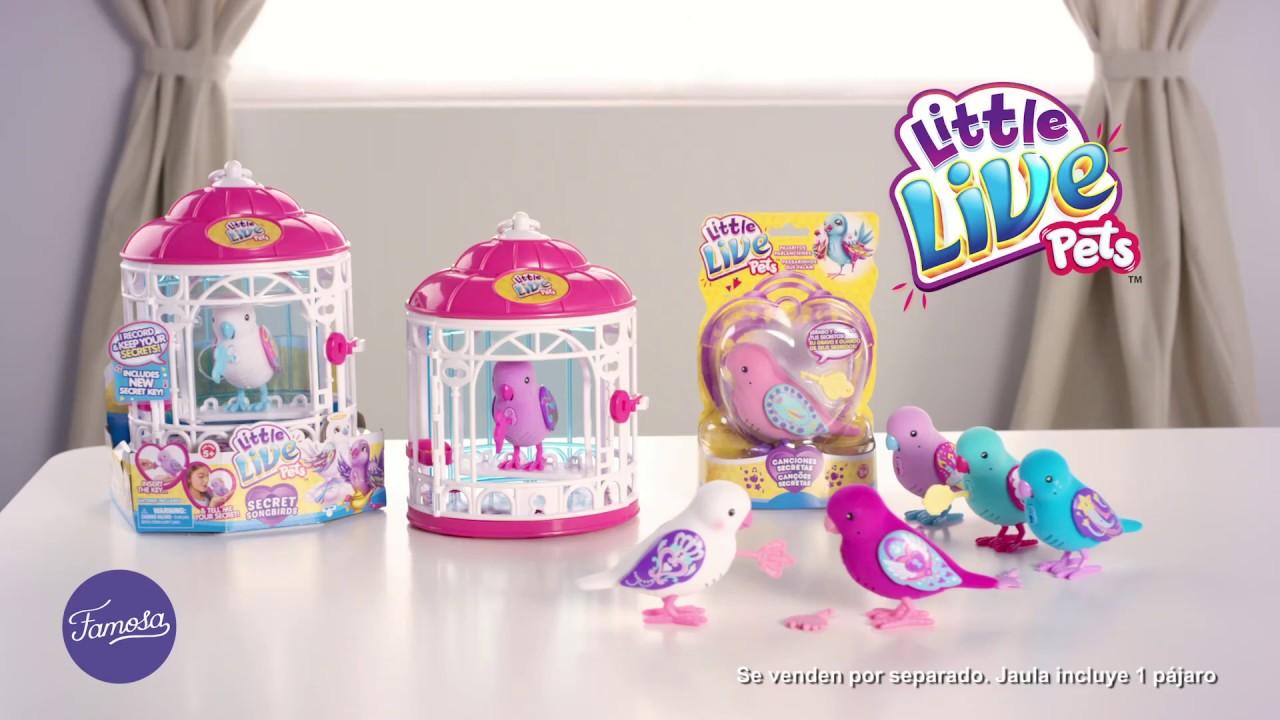 Little Live Pets Pajaritos Parlanchines Serie 7