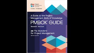 24- THE STANDARD FOR PROJECT MANAGEMENT & A GUIDE TO THE PROJECT MANAGEMENT BODY OF KNOWLEDGE  - 7