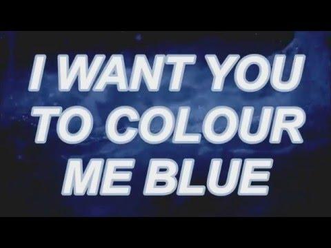 Troye Sivan feat . Alex Hope : Blue  ( Lyrics )