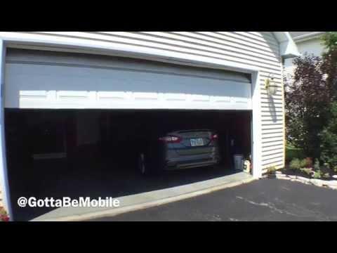 How To Program A Garage Door Opener Odyssey 1000 Model