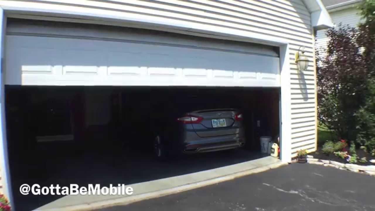 Chamberlain wifi garage door opener review youtube chamberlain wifi garage door opener review rubansaba