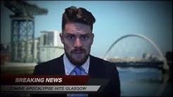 """Zombie Apocalypse hits Glasgow"" by Stephen Buchanan and Chris McKay"