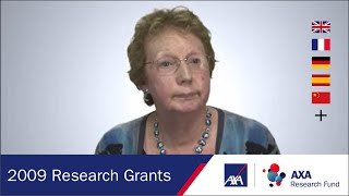 AXA Chair, Longevity and Healthy Active Life: Prof. Jagger | AXA Research Fund