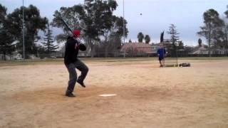 2015 Miken Triad 3 Xtreme Maxload USSSA 2 Piece - 21 Home Runs - Ant Vasquez thumbnail