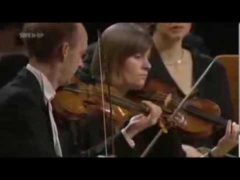 И.С. Бах, «Рождественская Оратория» (BWV 248), Часть I, № 4