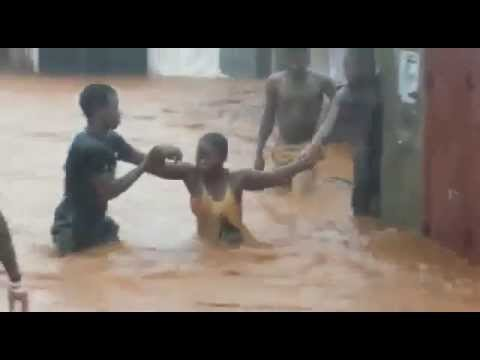 Flooding In Freetown