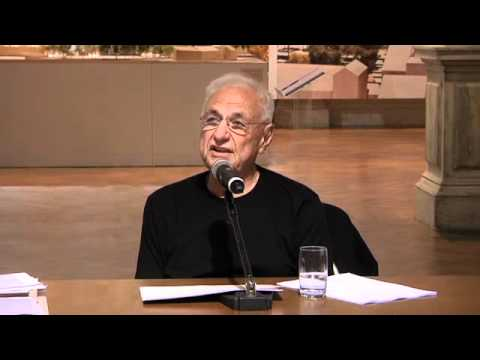 Architecture Biennale - Frank Gehry (NOW Interviews)