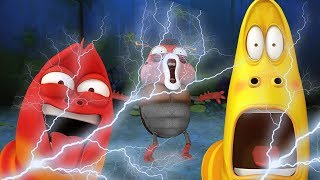 LARVA - ELECTRIFIED | Cartoons For Children | LARVA Official
