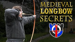 Secrets of the Medieval Longbow / Warbow: MEDIEVAL MISCONCEPTIONS