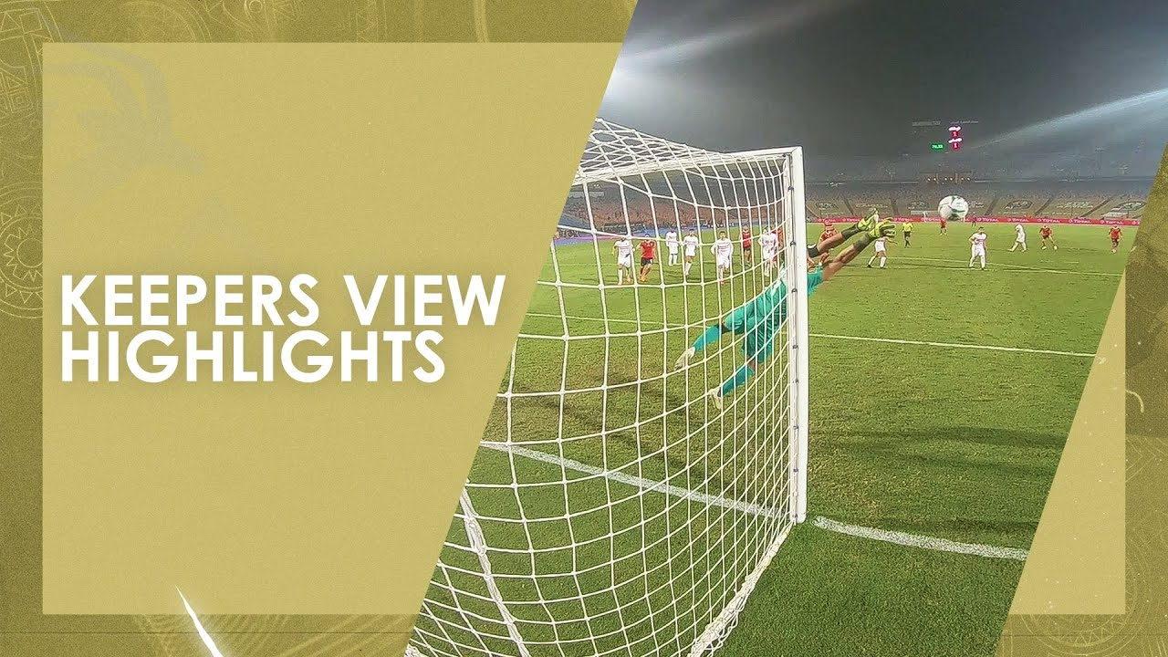 Goalkeepers View Highlights | Zamalek SC 1-2 Al Ahly SC | TotalCAFCL Final 2019-20