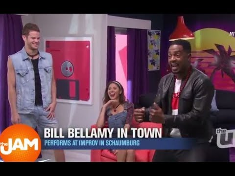 Bill Bellamy Talks about being on MTV's '90's House' and 'Booty Call'