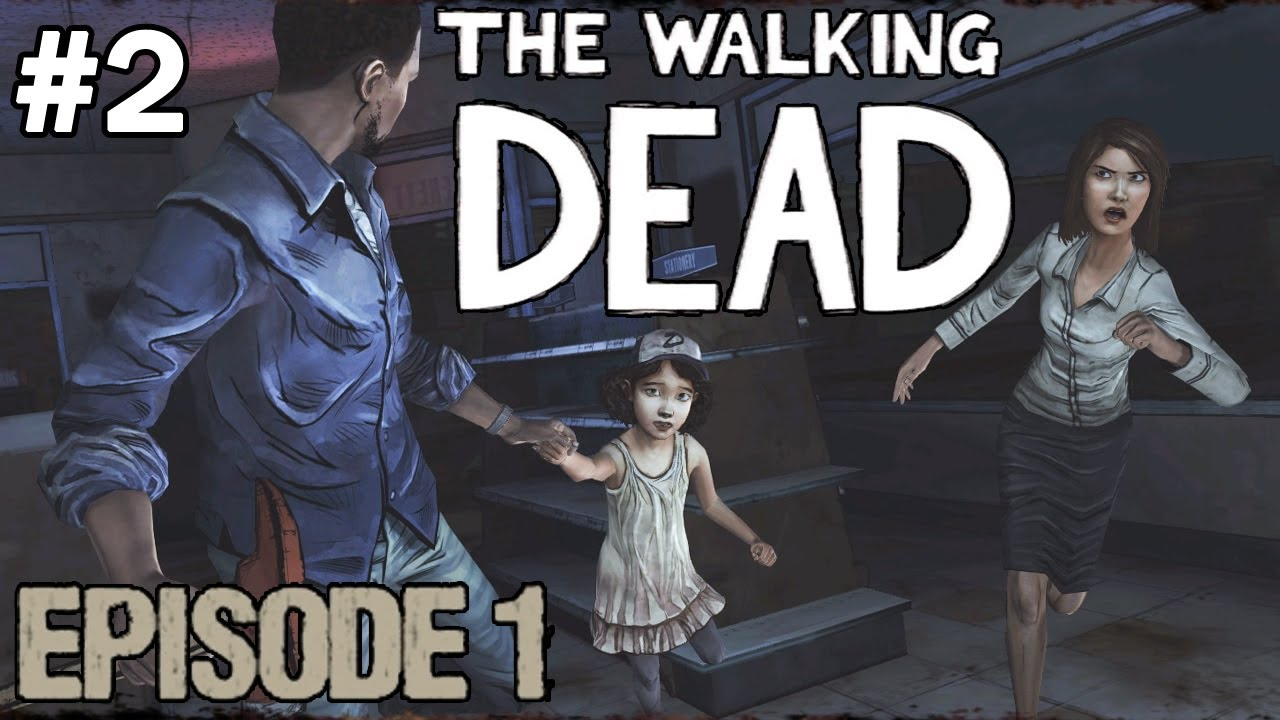 storpey the walking dead season 2