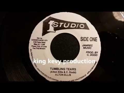 Alton Ellis - Tumbling Tears - Studio One 7