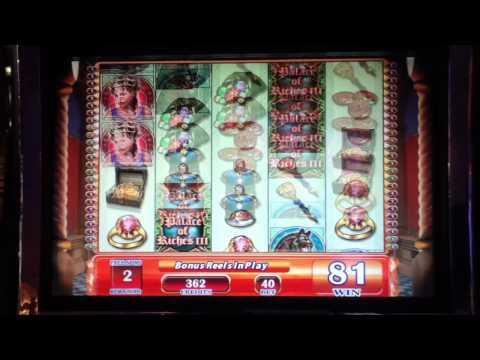 Palace of riches iii slot machine