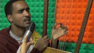 Ethiopian Orthodox Tewahedo Begena Mezmur: Kesis Zemari Akalu Yosef (የበገና መዝሙር)