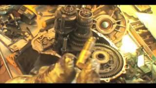 honda transmission overhaul