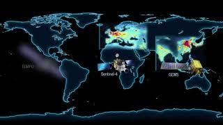 Bilim Adamları Yakında Hava Kirliliğini Uzaydan Saatlik Olarak İzleyebilecekler