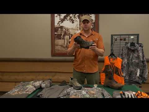 How To Hunt For Deer & Elk In Oregon - Footwear Segment