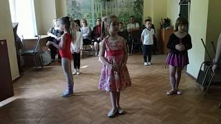 Открытый урок в музыкальной школе