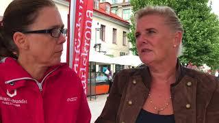 Lärarförbundet Karlskrona utvecklingssamtal Val 2018 SD