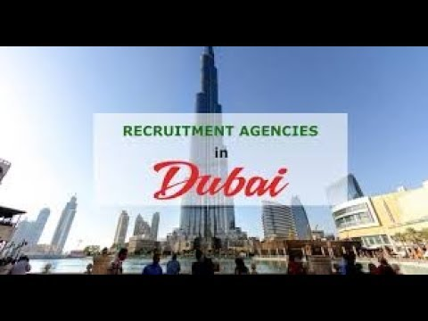 Top 10 Recruitment Agency of UAE No Fee Charged
