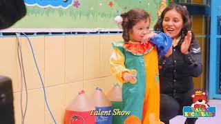 Talent Show 2018 - Estimulación 2da parte
