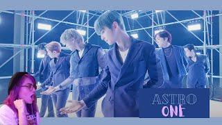 ASTRO 아스트로 - ONE | M/V REACTION |