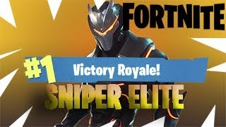 REAL VITTORY - FORTNITE - SNIPER ELITE