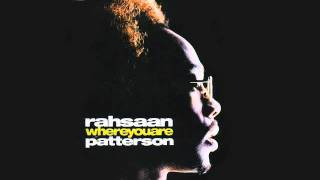 Rahsaan Paterson - Where You Are (Silk