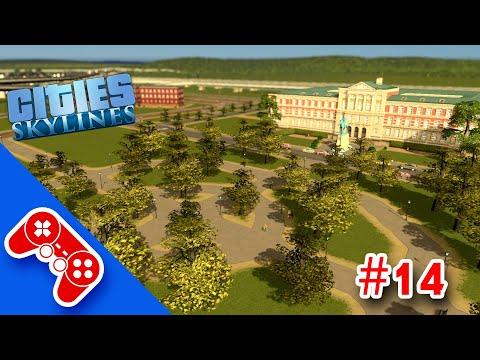 Cities: Skylines Gameplay ITA #14: Tor Ferrata
